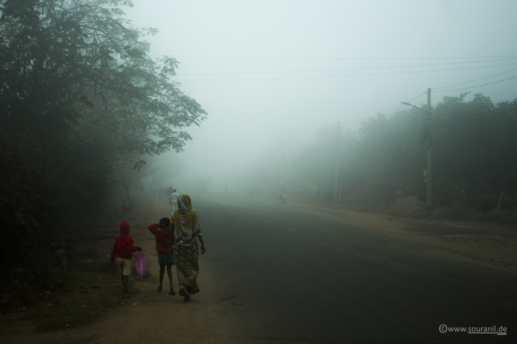 Fog Bhubaneswar