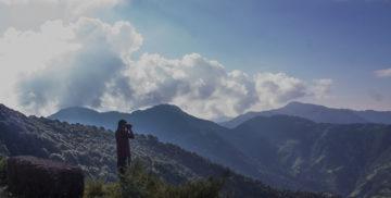 Pangot Mountain View (birding in Pangot)