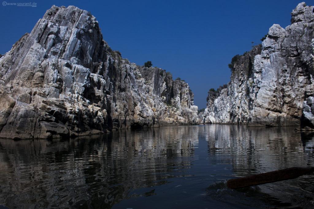 Bheraghat Marble Rocks, Madhya Pradesh