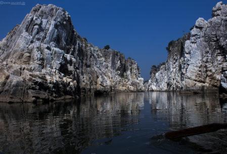 Bheraghat Marble Rocks