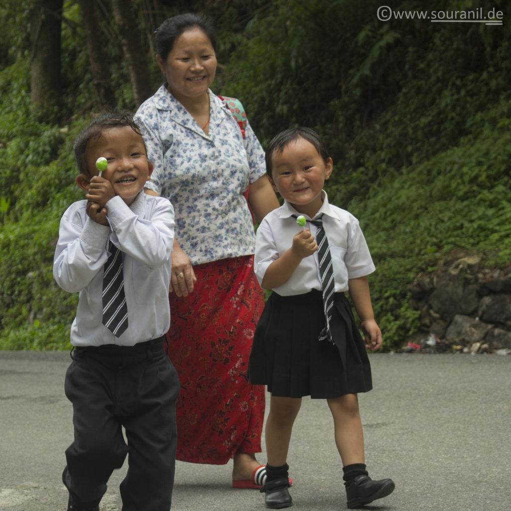 Sikkim Kids
